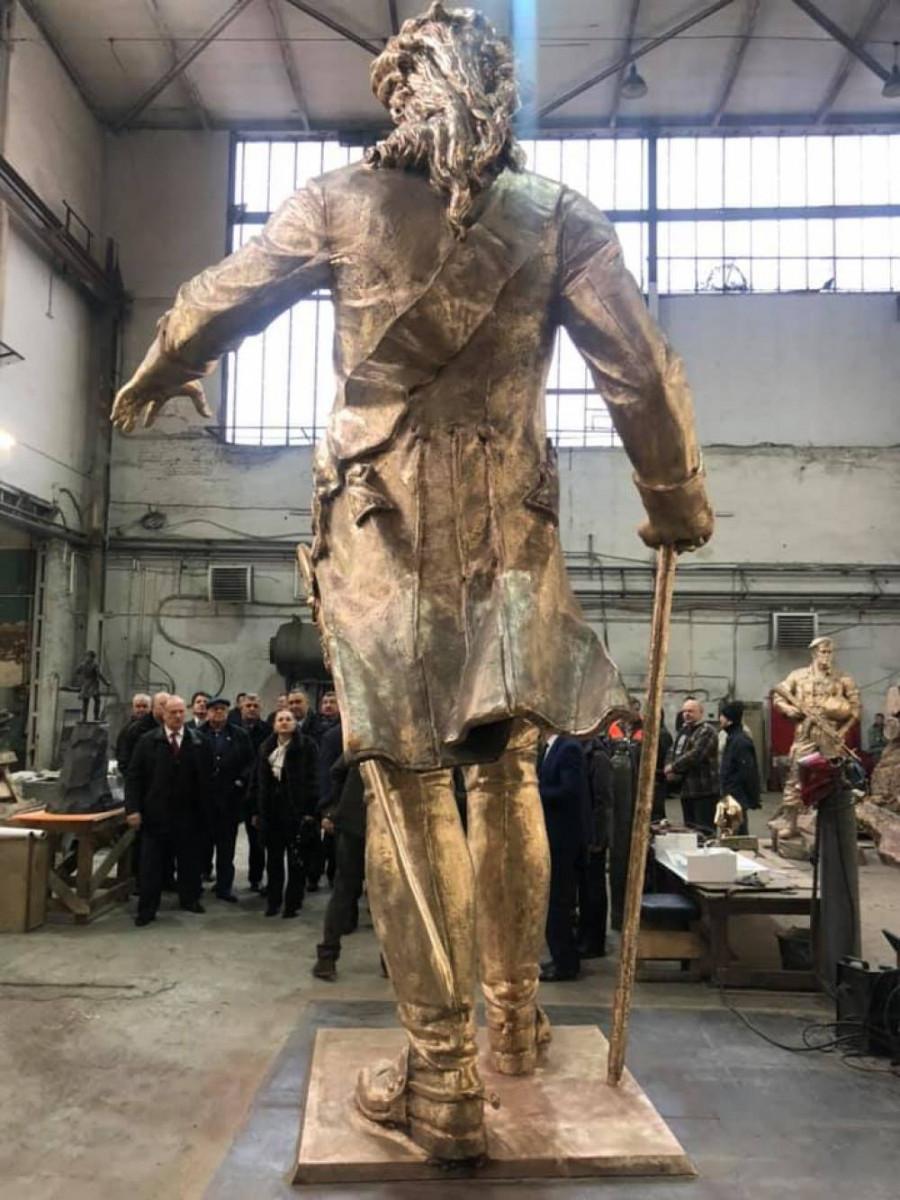 О памятнике Потемкину в Севастополе