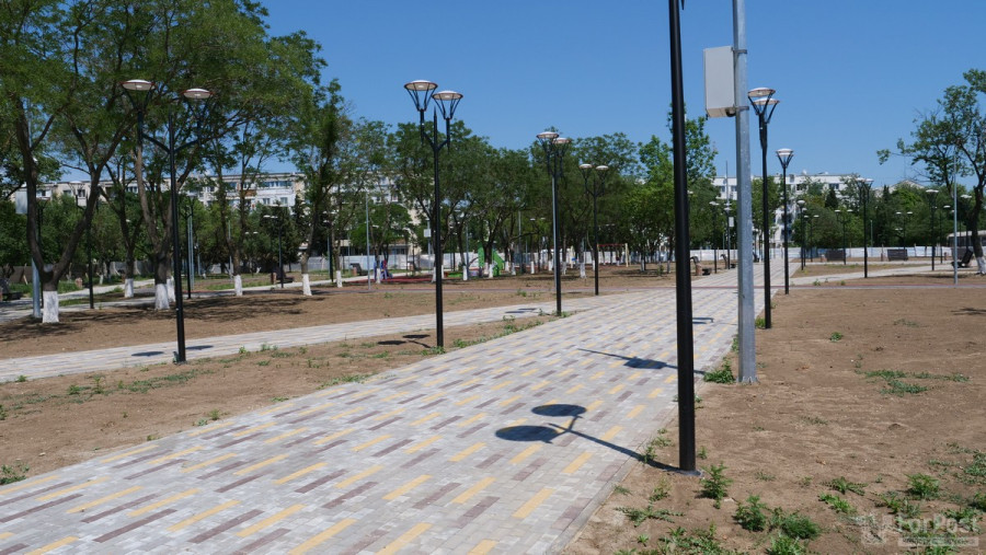 ForPost - Новости: В Севастополе готовят к открытию лысый парк