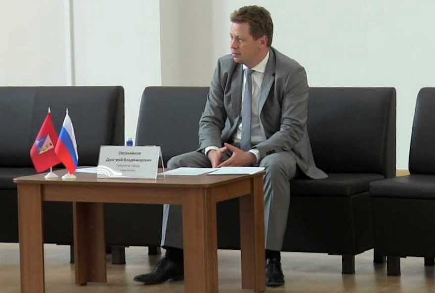 О критике губернатора Овсянникова