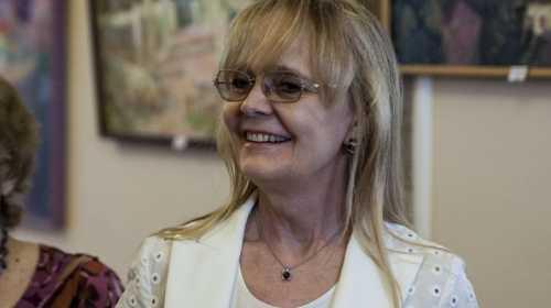 Президент кинофорума «Я и семья» Наталья Белохвостикова