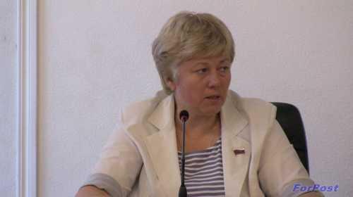 Сенатор Ольга Тимофеева