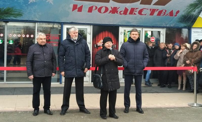 Депутат и сенатор призвали севастопольцев не останавливаться на «Муссоне»