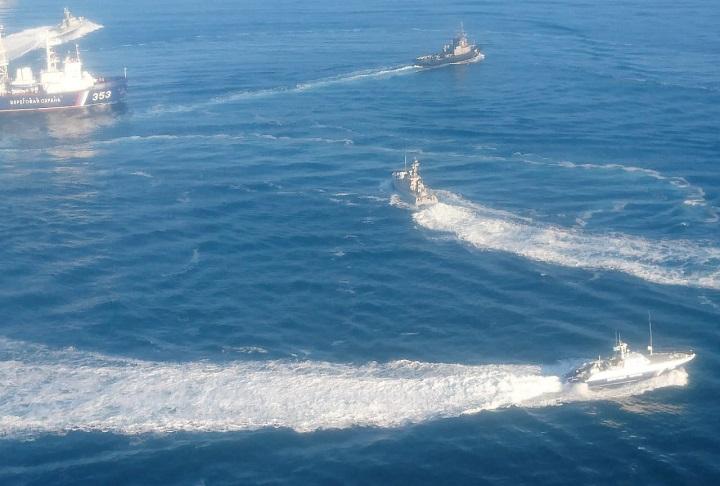 Украина загоняет себя в глухой угол в Азовском море