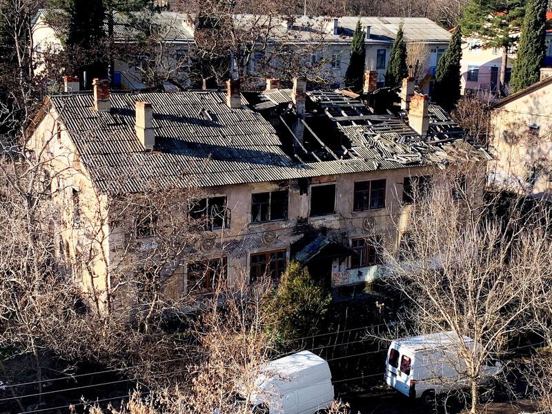 Вблизи Малахова Кургана в Севастополе снесут три дома