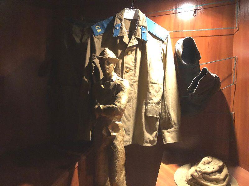 крым память история диорама экспозиция форма солдат