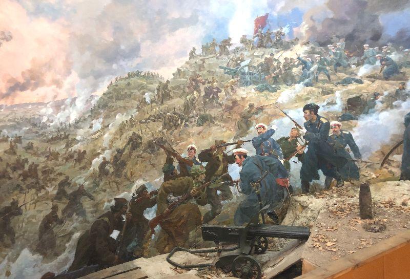 крым память история музей штурм турецкий вал