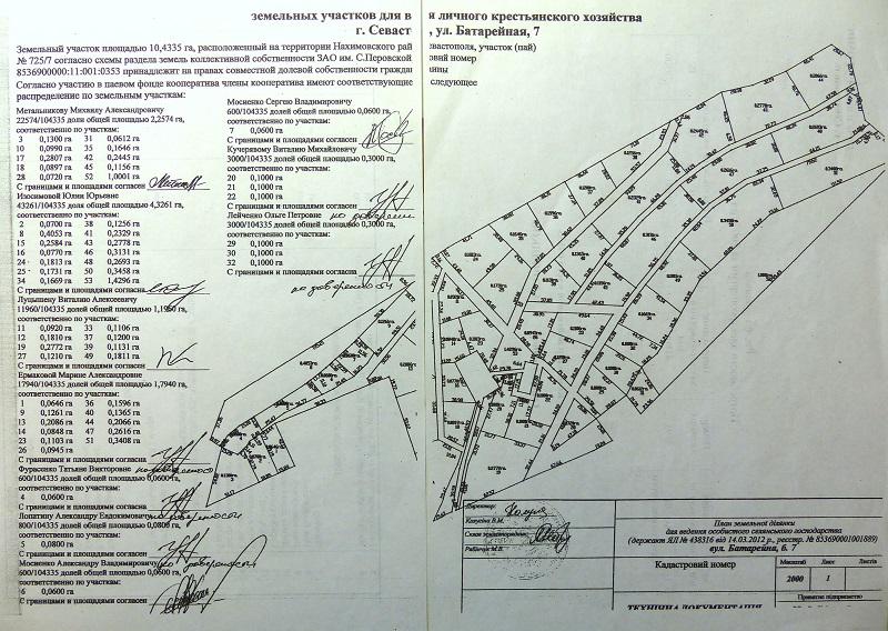 Возле легендарной 30-й батареи в Севастополе началось строительство