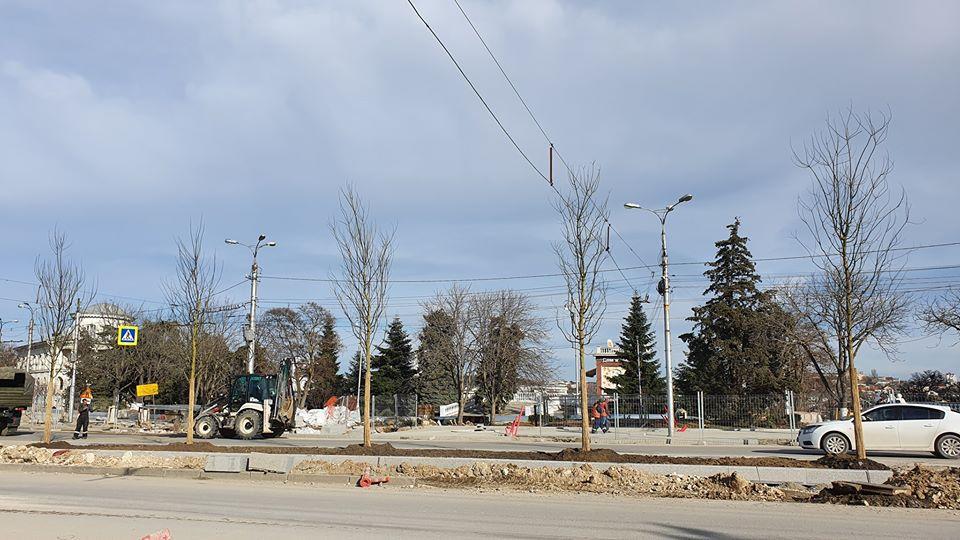 Спорный образ площади Ушакова рассмотрят в правительстве Севастополя