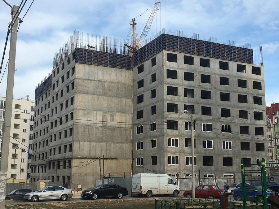 В Севастополе «разморозили» дом для реабилитированных граждан
