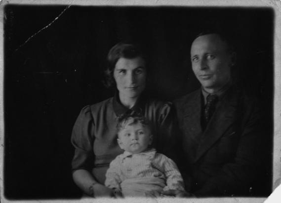 Алексей Федоров, 7,5 месяцев