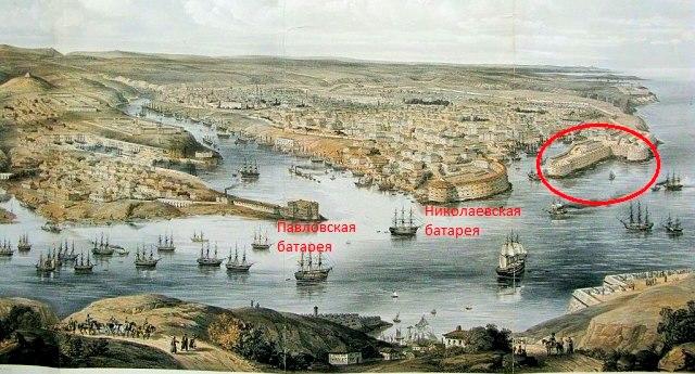 В Севастополе утвердили границы зон охраны Александровской батареи