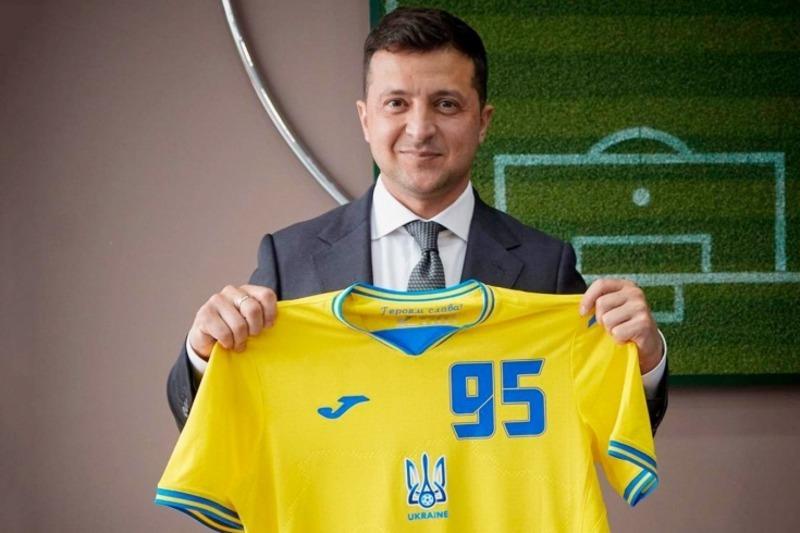 футбол форма украины