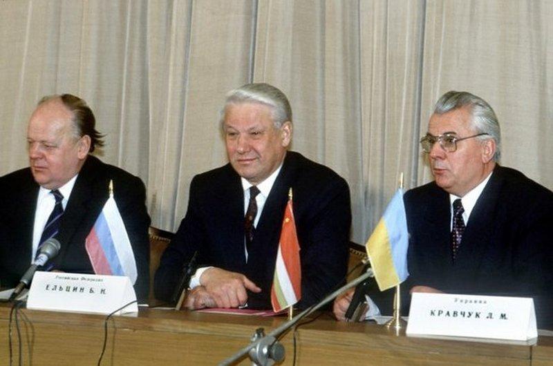развал СССР Володин Беловежское соглашение