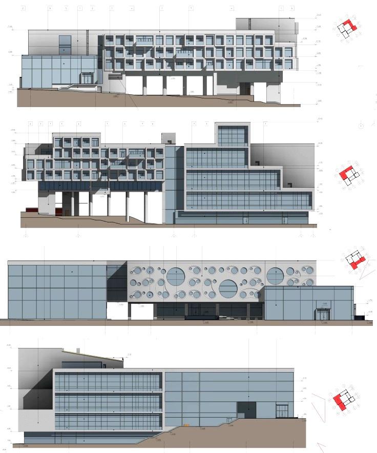 Как будет выглядеть Хореографическая академия на мысе Хрустальном в Севастополе