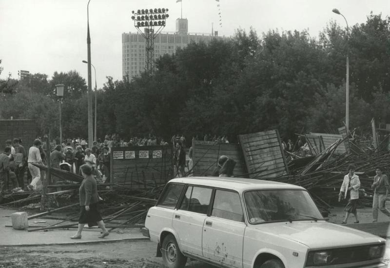 гкчп август 1991 путч