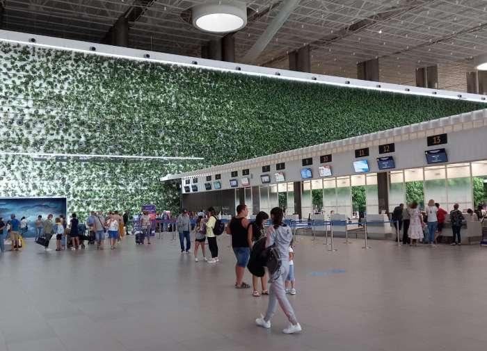 крым симферополь аэропорт
