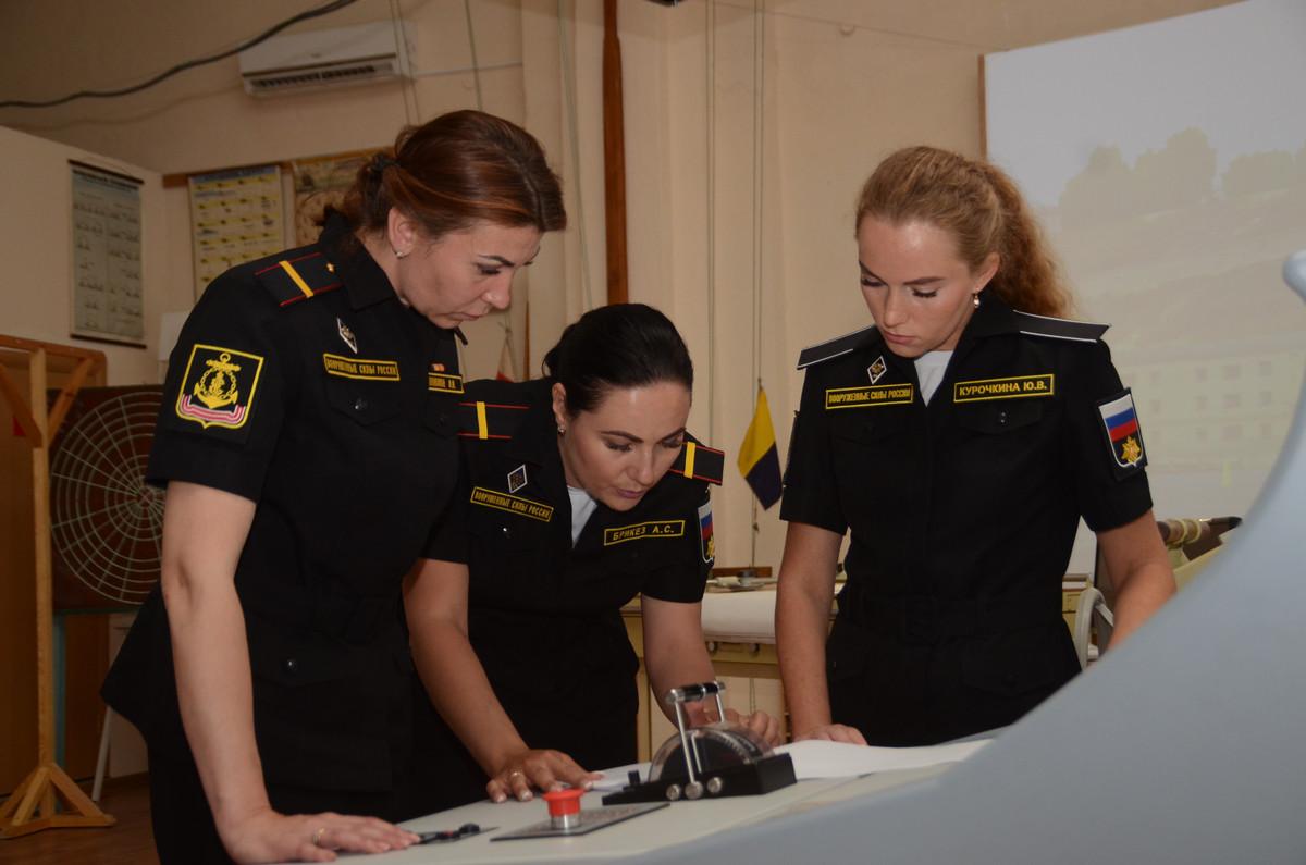 патруль экипаж севастополь дамы