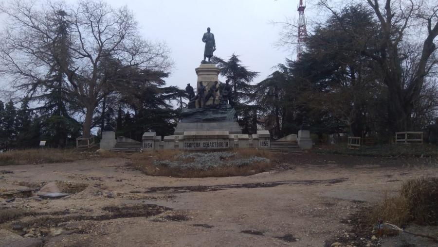 Историческому бульвару Севастополя найден новый подрядчик