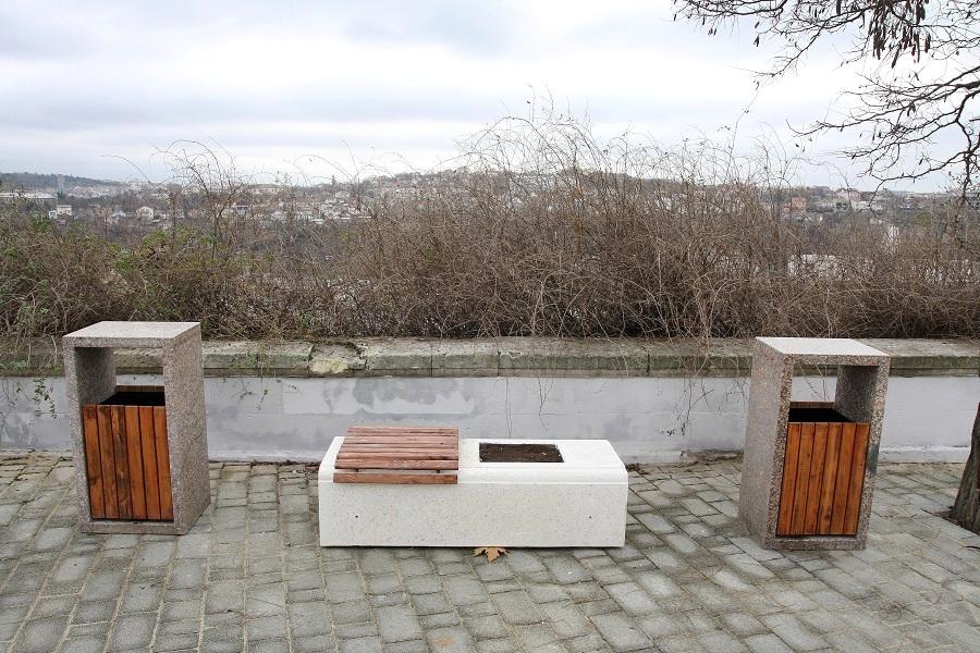 Севастополь сквер Бузина капремонт кладбище