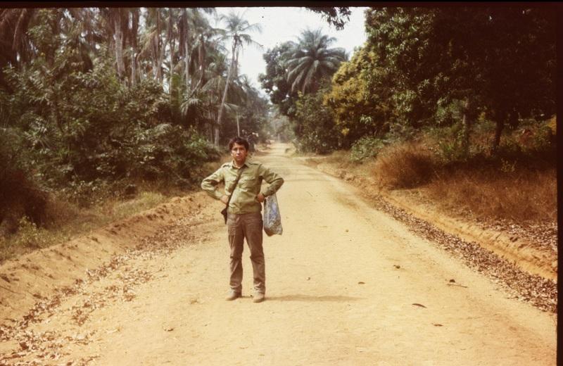 На африканской дороге