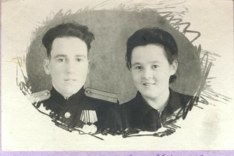 Отец и мать