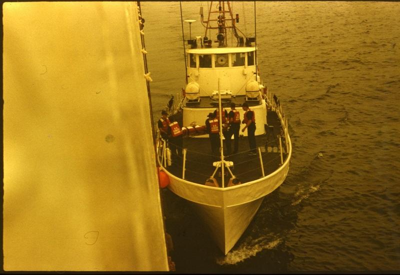 Катера береговой охраны США