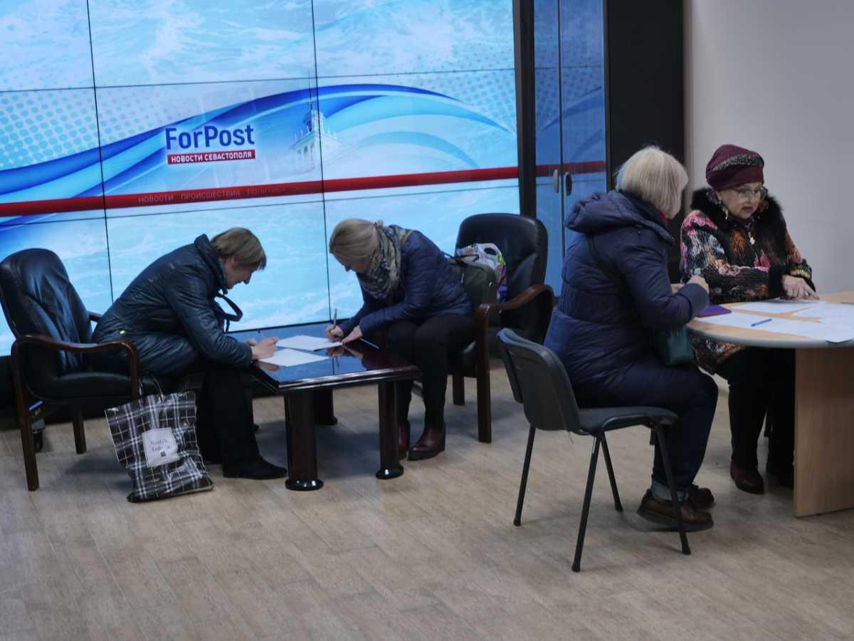 За Матросский бульвар подписались 4,5 тысяч севастопольцев